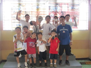 Kids from N.E.U.