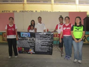 Intro to Futsal for Teachers of Maharlika Elementary School