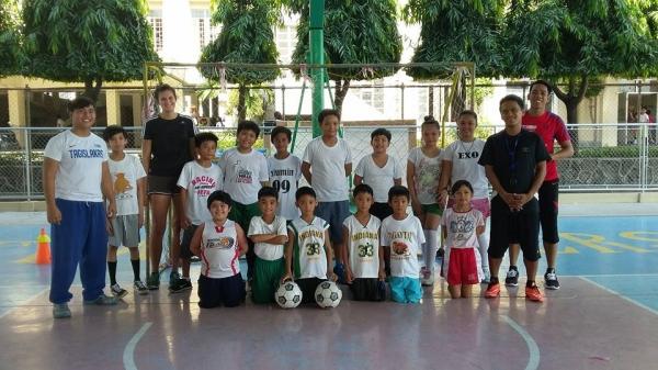 2015 Summer Futsal Clinic 2